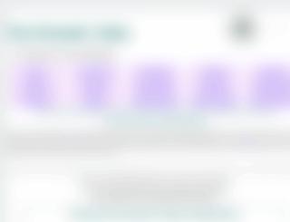 elementalmatter.info screenshot