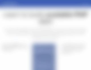 scalingphpbook.com screenshot
