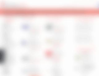 tradeshowszone.com screenshot