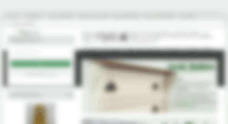 Uberlegen Massive Landhausmoebel.de Screenshot