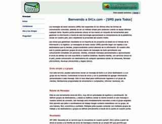 041x.com screenshot
