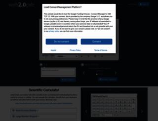 0calc.com screenshot