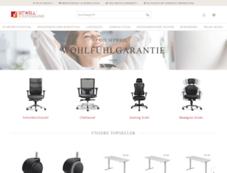1000-stuehle-shop.de screenshot