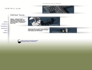 1001bit.com screenshot
