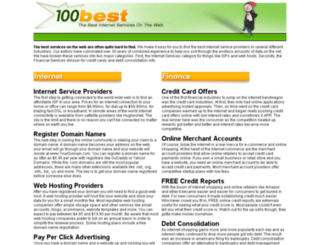 100best.com screenshot
