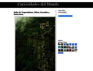 100curiosidadesdelmundo.blogspot.com.ar screenshot
