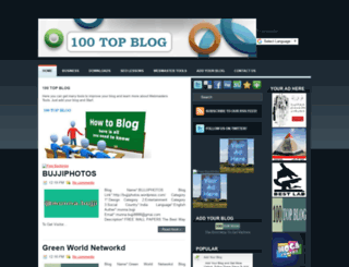 100topblog.blogspot.com screenshot