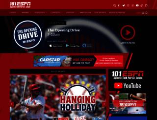 101espn.com screenshot
