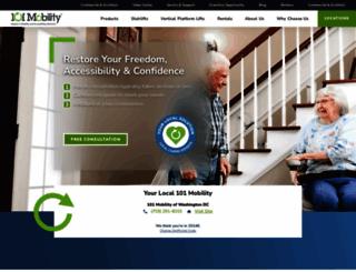 101mobility.com screenshot