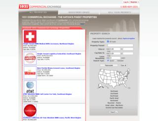 1031comex.com screenshot