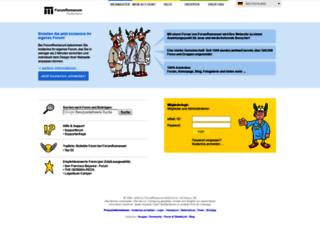 105917.forumromanum.com screenshot