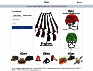 10kya.aftership.com screenshot