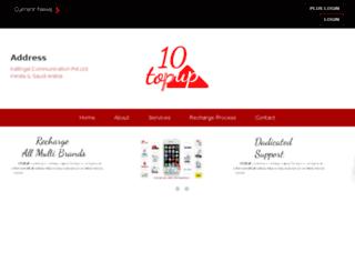 10topup.com screenshot
