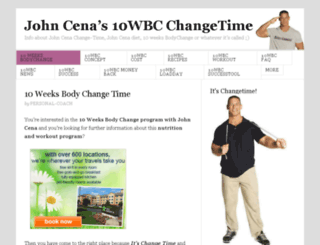 10wbc-changetime.com screenshot