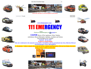 111emergency.co.nz screenshot