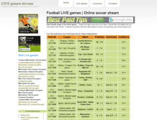 11livegames.com screenshot