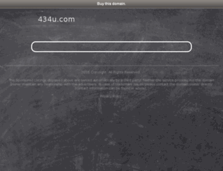 121586.434u.com screenshot