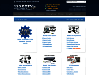 123-cctv.com screenshot
