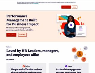 15five.com screenshot