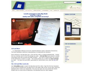 164andmore.com screenshot