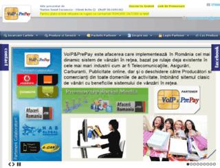 169136.voipprepay.ro screenshot