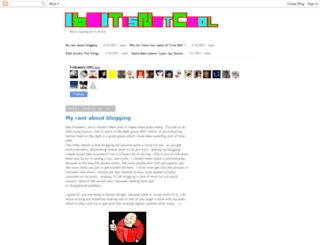 16bitisnotcool.blogspot.com screenshot