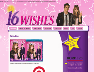 16wishesthemovie.com screenshot