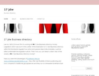 17jdw.com screenshot