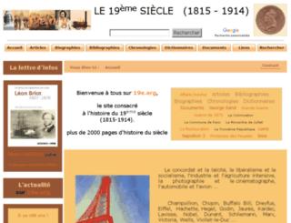 19e.org screenshot