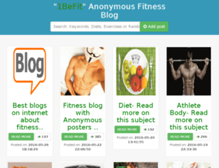 1befit.com screenshot