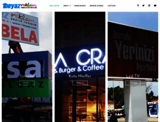 1beyaz.com screenshot
