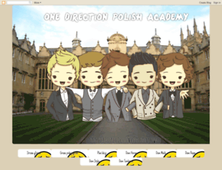 1dacademypoland.blogspot.com screenshot