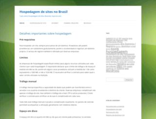 1hospedagemdesites.com.br screenshot