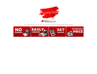 1maxdns.com screenshot