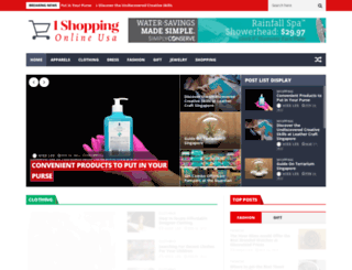 1shoppingonlineusa.com screenshot