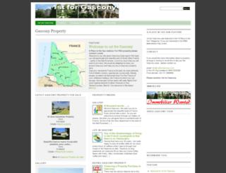 1stforgascony.com screenshot