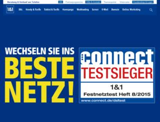 1un1.de screenshot