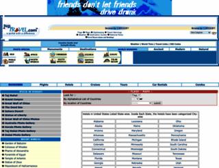 1uptravel.com screenshot