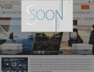 1vision-market.com screenshot