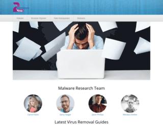 2-removevirus.com screenshot