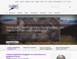 2012spirit.de screenshot
