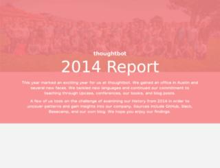 2014.thoughtbot.com screenshot