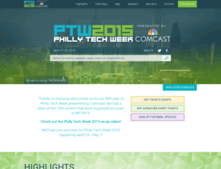 2015.phillytechweek.com screenshot