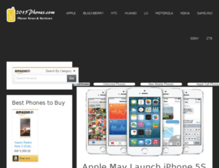 2015phones.com screenshot