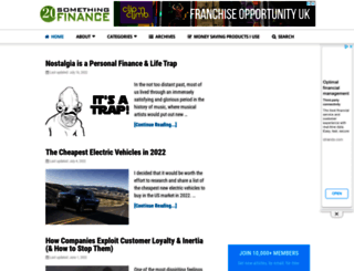 20somethingfinance.com screenshot