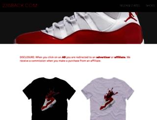 23isback.com screenshot