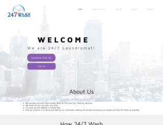 247wash.com screenshot