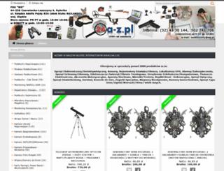 24a-z.pl screenshot