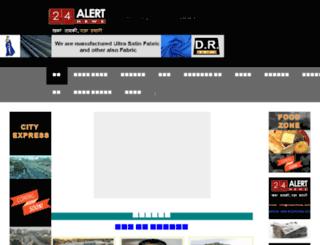 24alertnews.com screenshot