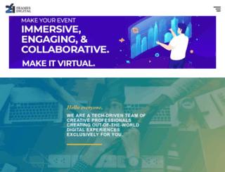 24framesdigital.com screenshot
